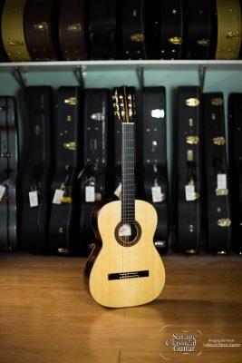 Darren Hippner Classical Guitar #757 Romanillos Spruce CSA