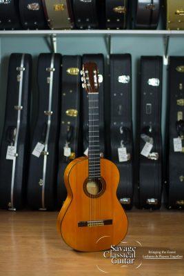1961 Ramirez Blanca Flamenco Guitar Spruce Cypress FM