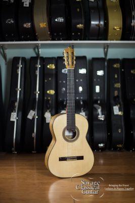 Seth Miller Classical Guitar #23 - 2017 Spruce Myrtle