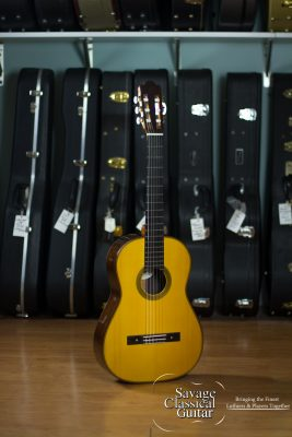 Manuel Adalid Torres Classical Guitar #006 - Spruce - 650mm