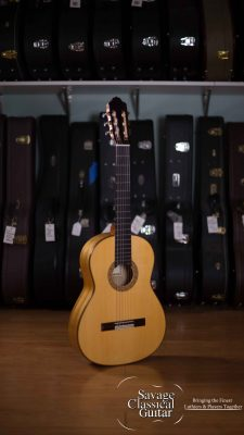 Esteve Flamenco Guitar Model 6F