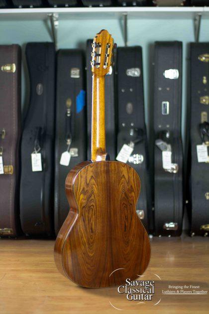 John Price Classical Guitar 2002 #174 Spruce Cocobolo
