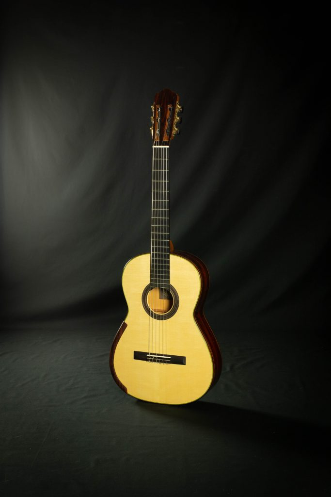 Alejandro cervantes signature rodriguez classical guitar - Cocobolo granada ...