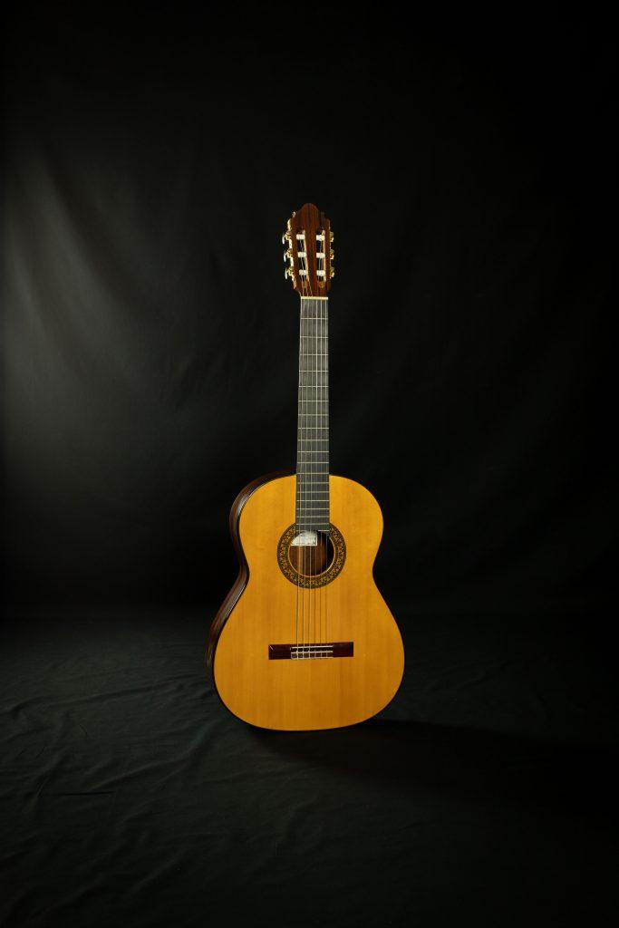 John price classical guitar 2002 174 spruce cocobolo - Cocobolo granada ...
