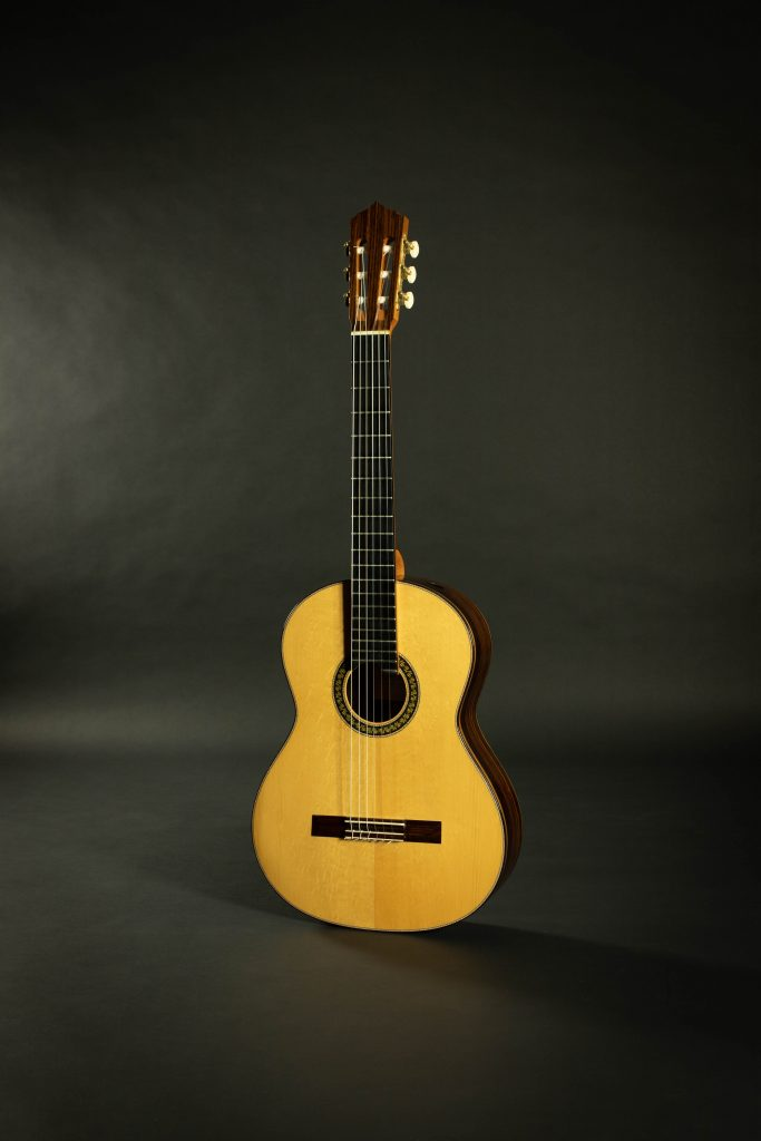 2013 larry breslin spruce cocobolo dt offered by savage - Cocobolo granada ...