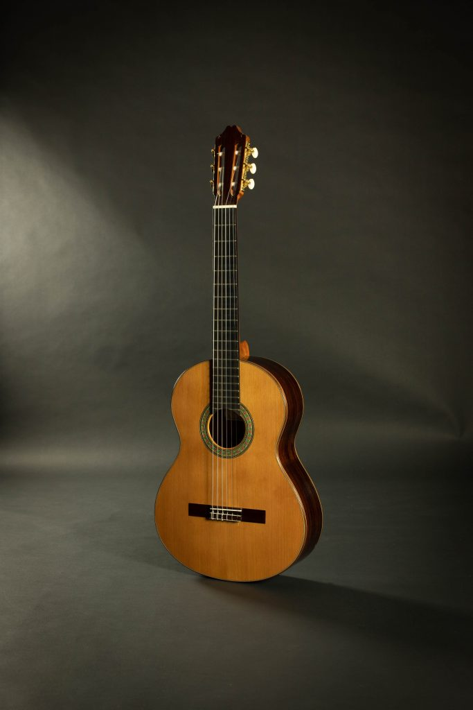 Thomas malapanis classical guitar 2014 51 cedar cocobolo - Cocobolo granada ...