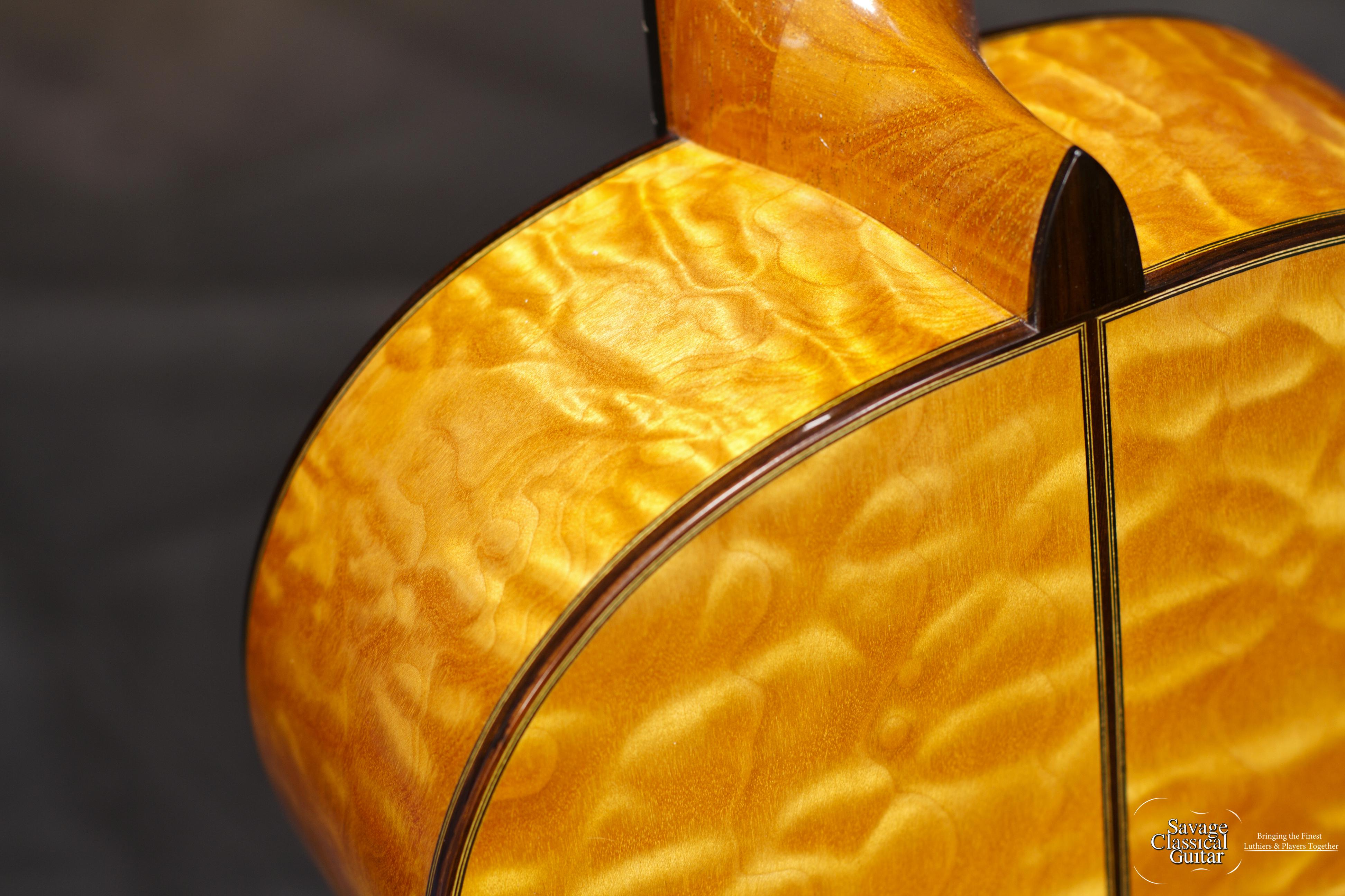 Hill Torres #3412 Quilted Maple