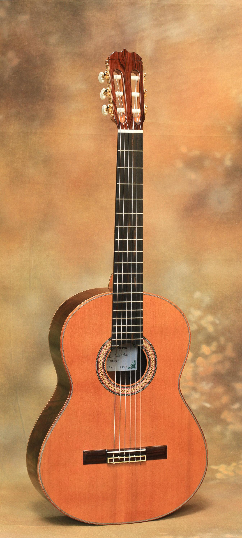 darren hippner classical guitar 622 ramirez model savage classical guitar. Black Bedroom Furniture Sets. Home Design Ideas