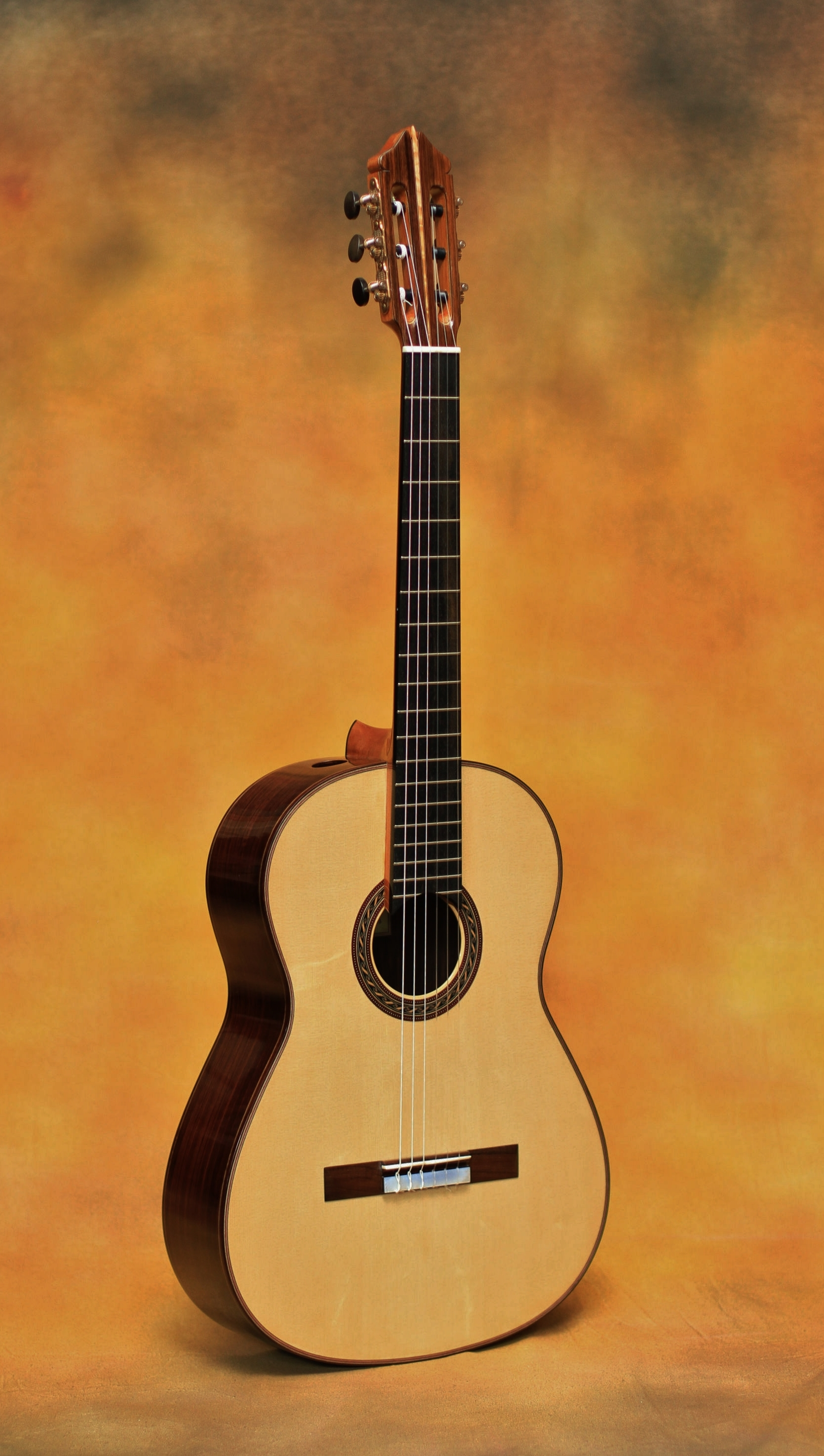 Kenny Hill Signature Classical Guitar 3337 Spruce