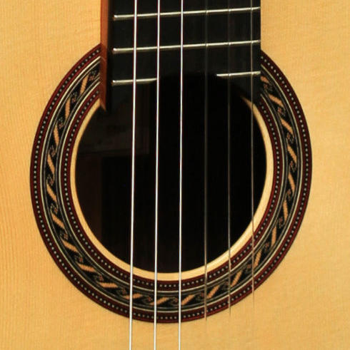 Kenny Hill Signature Classical Guitar 3342 Spruce
