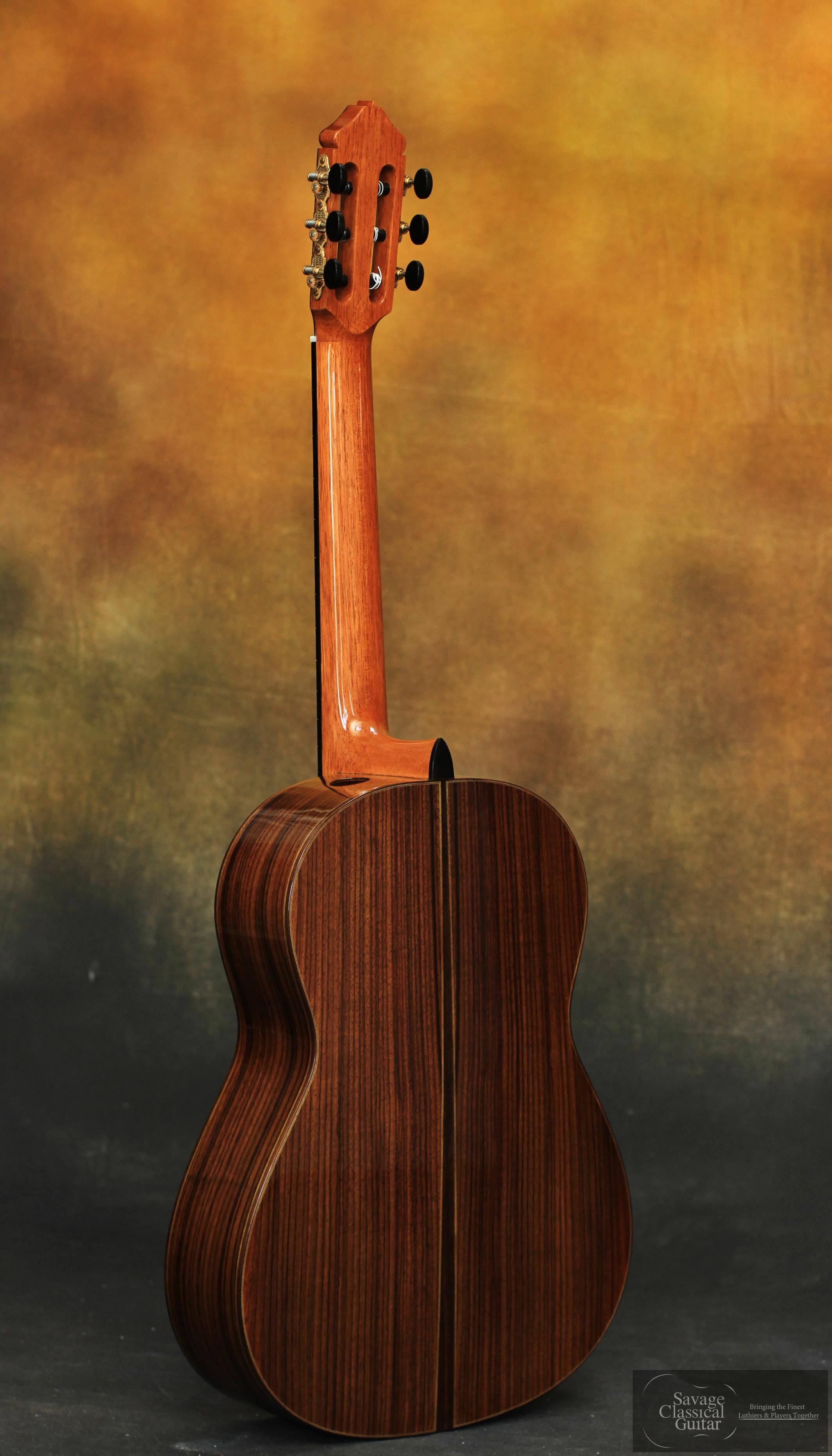 Kenny Hill Signature Classical Guitar 3386 Cedar