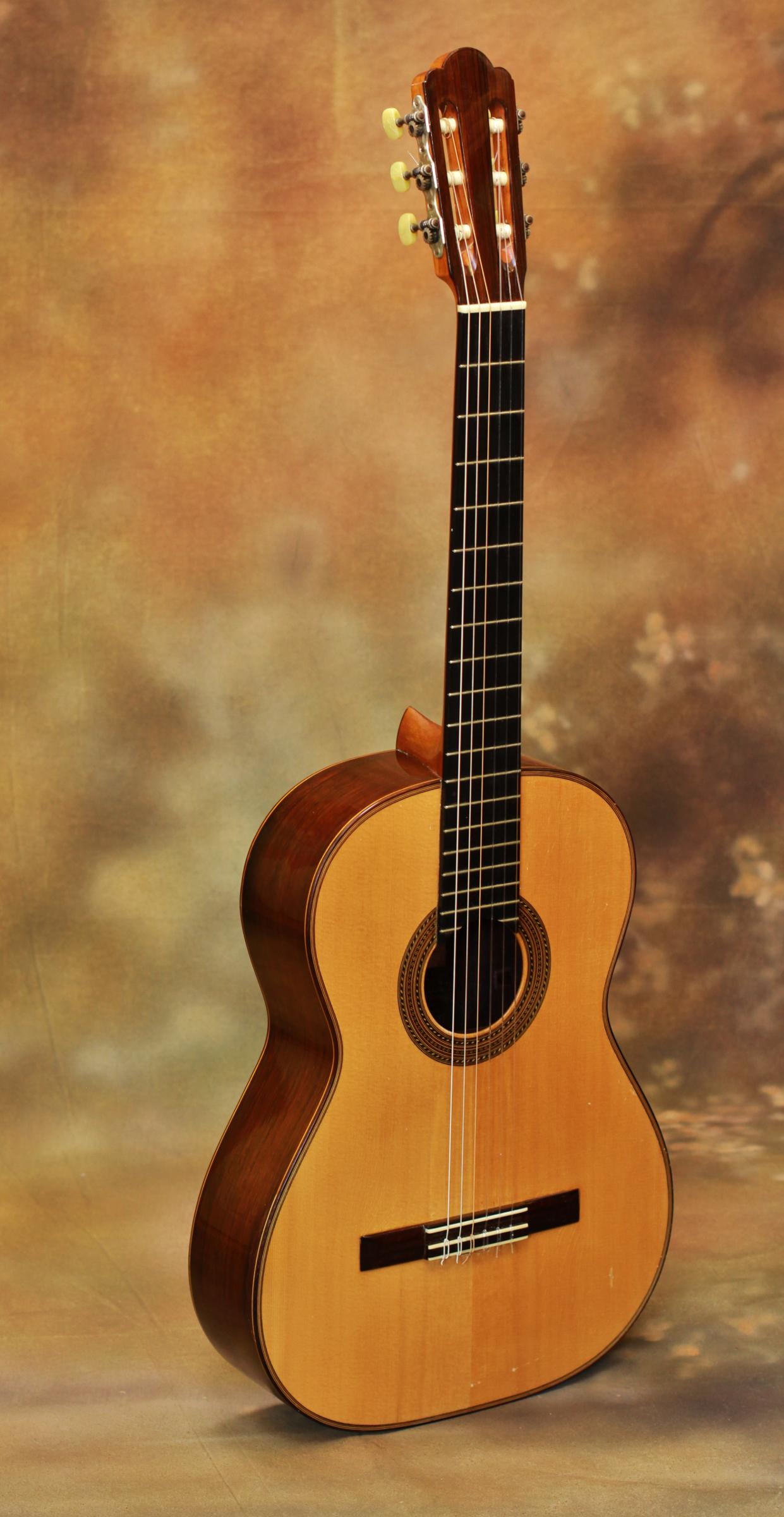 manuel velazquez 1964 savage classical guitar. Black Bedroom Furniture Sets. Home Design Ideas